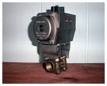 emergency ballast  valve